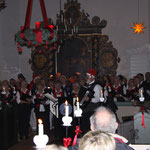 Adventskonzert 2012 in der St. Georg Kirche zu Krummendiek