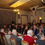 """Weihnachtsfeier 2014, Gaststätte """"Klever Hof"""""""