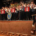 "Shanty-Chor-Hamburg e.V. ""De Tampentrekker"", unsere großartigen Gäste in Wilster am 13.04.2014"