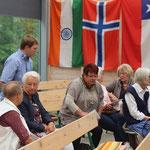 Tag der Seeleute am 25.06.2017 in der Seemannsmission Brunsbüttel mit ökumenischem Gottesdienst
