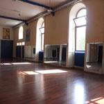Grande salle des fêtes, salle de danse de 200m²