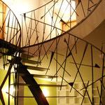 """""""Mikado"""" Houilles (95) Escalier Gilbert Kadyszewski"""