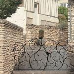 """Les Boucles arborescentes"""" grand portail. Trie Château (60)"""