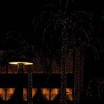 Hôtel de ville de Ouagadougou au Nouvel An