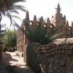 Mosquée de Kié, sur la route de Nouna