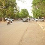 Les rues de Ouagadougou