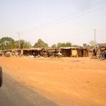 """""""Banlieue"""" de Ouagadougou"""
