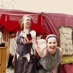 Hexenkraft und Zauberwasser. Gemeinsam mit Christine Josefy (http://www.weltenstern.at).