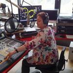 """Meine Sendung """"Engelgeflüster"""" bei der RadioFabrik in Salzburg - 2015"""