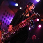 Eriko Yajima - Bariton Saxophone