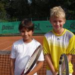 Junioren/Juniorinnen AK 5 - Fernando Abril und Konstantin Mis
