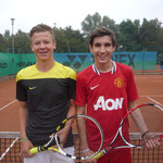 Junioren AK 1/2 - Leon Amrath und Daniel Porzig