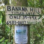 nach Bananien
