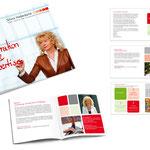 Institut Habedank: Broschüre 16-Seiter