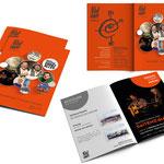 Kulturmarkt Leingarten: Programmheft A6