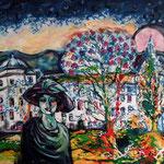 Schloss Celle -Eleonore Desmier d'Olbreuse-