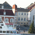 Hafenbereich