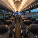Beispiel eines Luxusbusses