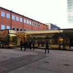 Der Mann mit dem goldenen Bus