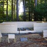 Hier entsteht das Waldwichtel-Haus