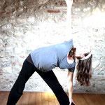 Trikonasana - Yoga für Schwangere - Yoga in Neukölln