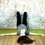 Umkehrstellung - Yoga für Schwangere - Yoga in Neukölln