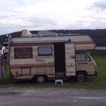 Gerdchen Campingplatz Ratscher See Schleusingen