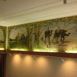 mozaiek interieur