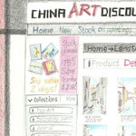 drawing copy art 2012 mondriaan