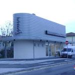 il nuovo edificio