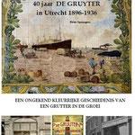 boek Peter Sprangers 40 jaar De Gruyter in Utrecht