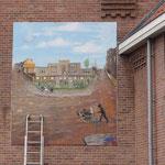 Maasplein Utrecht 2011  Maaspleinschool