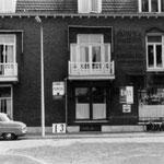 café Rijksmunt van W.Pistorius 1959