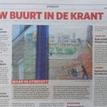 prijsvraag over schildering Rijnlaan
