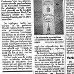 De Telegraaf over Cointreau 09-'13