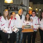 Hallenmeister - CCK Juniorinnen