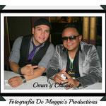 2 Grandes de Chicago. Omar Sanchez y El Chuyito Ortiz