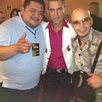 """Raul (La Bola), Pablo """"Herradero Show"""" y el Pepe Pepillo"""