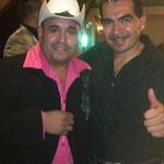 Alfredo y Juan Bahena