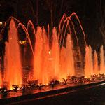 Fontaine Allées Maillol Perpignan © Tous droits réservés - Crédit Photo Vanessa R.