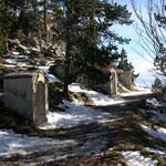 Chemin de croix ermitage Font-Romeu