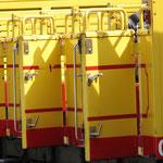 Le petit train jaune © Tous droits réservés - Crédit photo Mr Cristian BORTES