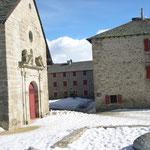 Ermitage de Font Romeu  © Tous droits réservés - Crédit photo hall66