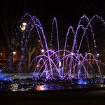 Fontaine des allées Maillol Perpignan © Tous droits réservés - Crédit photo Mr Cédric LOUVEL