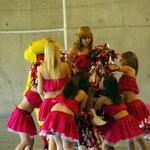 Pom Pom Girls au Soler Avril 2010 © Tous droits réservés - Crédit photo www.hall66.com