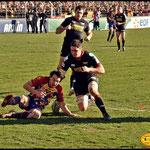 USAP 37-05 Scarlets 23-01-2011 © Tous droits réservés Crédit photos Mr Julien NOGUERA