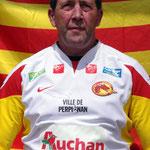 David VERSINI - Entraineur -