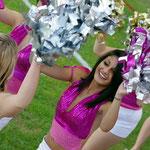 25 Juin 2011 - Pompom Girls - Dragons Vs Crusaders