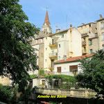 Amélie les Bains - Tous droits réservés - Crédit photo Mr Robert Frost