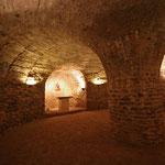 La crypte Abbaye de Saint-Michel de Cuxa - © Tous droits réservés - Crédit photo Mr Jesús Cano Sánchez